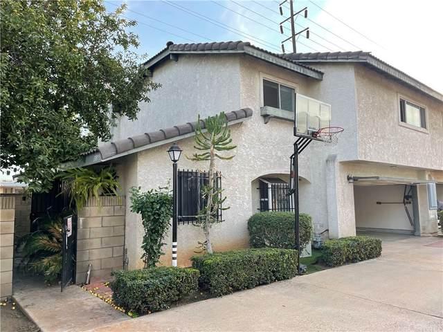 11855 Ramona Boulevard, El Monte, CA 91732 (#WS21235804) :: Realty ONE Group Empire