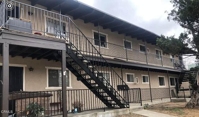 402 N Hill Avenue, Pasadena, CA 91106 (#P1-7221) :: Frank Kenny Real Estate Team