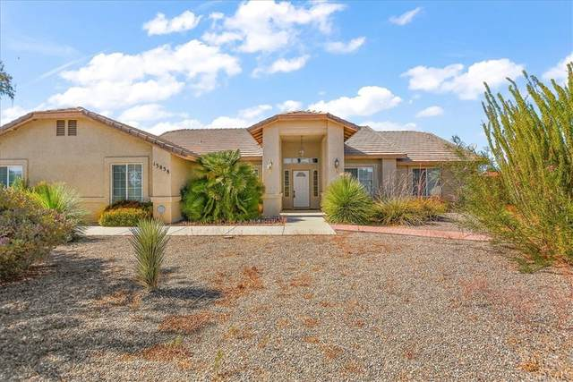 13838 Cree Road, Apple Valley, CA 92307 (#WS21235825) :: Realty ONE Group Empire