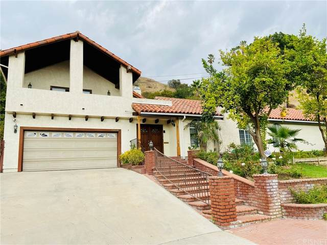 7838 Shadyspring Drive, Los Angeles (City), CA 91504 (#SR21234744) :: Realty ONE Group Empire