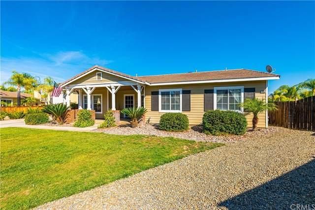 23902 Robert Court, Murrieta, CA 92562 (#SW21232197) :: Blake Cory Home Selling Team