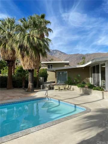 419 W Santa Elena Road, Palm Springs, CA 92262 (#OC21227476) :: Zutila, Inc.