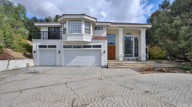 16059 Canyon Hills Road, Chino Hills, CA 91709 (#PW21232561) :: Realty ONE Group Empire