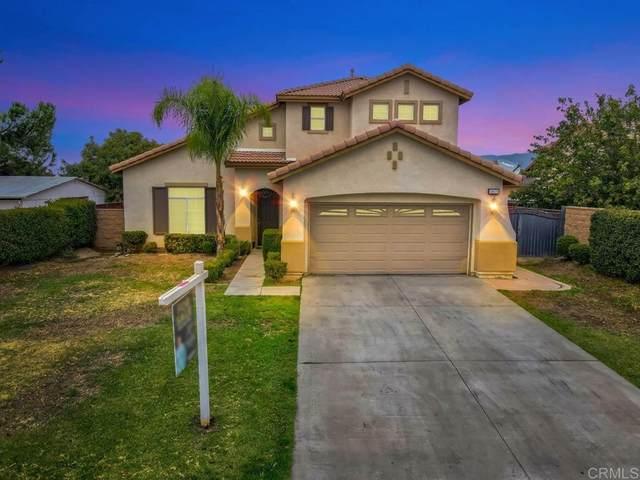 1853 Paradise Way, San Jacinto, CA 92582 (#PTP2107465) :: RE/MAX Empire Properties