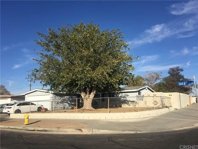 38404 32nd Street E, Palmdale, CA 93550 (#SR21235834) :: RE/MAX Empire Properties