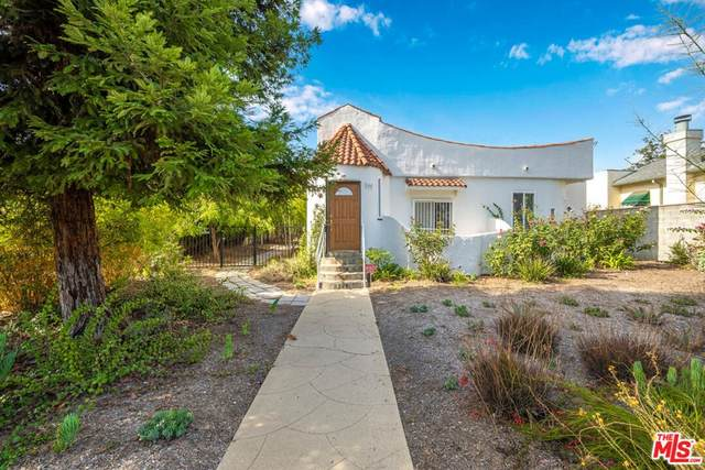 405 S Granada Avenue, Alhambra, CA 91801 (#21798566) :: Blake Cory Home Selling Team