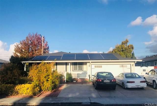 4715 Armour Drive, Santa Clara, CA 95054 (#MC21235524) :: Blake Cory Home Selling Team