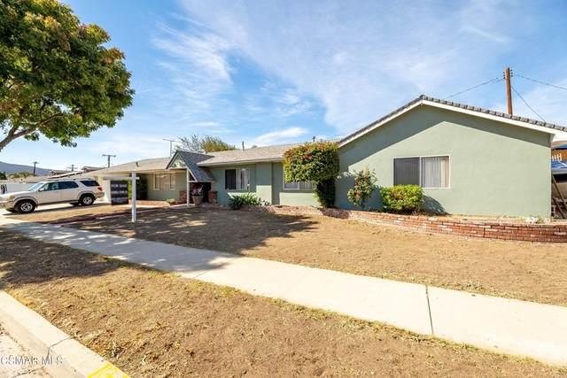 1791 Orr Avenue, Simi Valley, CA 93065 (#221005728) :: Blake Cory Home Selling Team