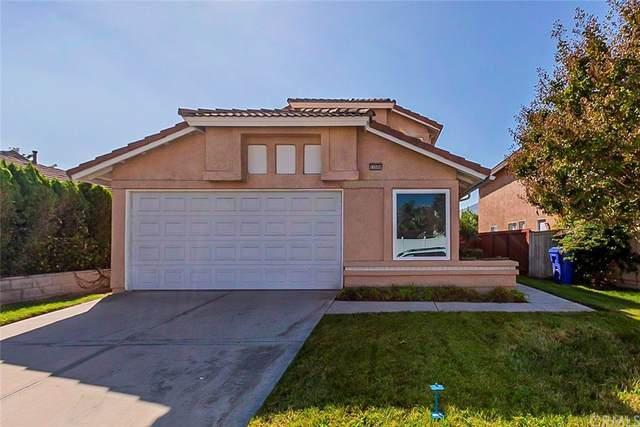 15509 Old Castle Road, Fontana, CA 92337 (#IV21235859) :: The Costantino Group | Cal American Homes and Realty