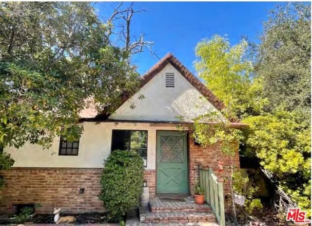 5019 Genesta Avenue, Encino, CA 91316 (#21798686) :: Steele Canyon Realty