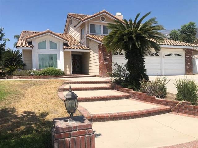 5652 Morning Canyon Way, Rancho Cucamonga, CA 91737 (#CV21227722) :: The Costantino Group | Cal American Homes and Realty