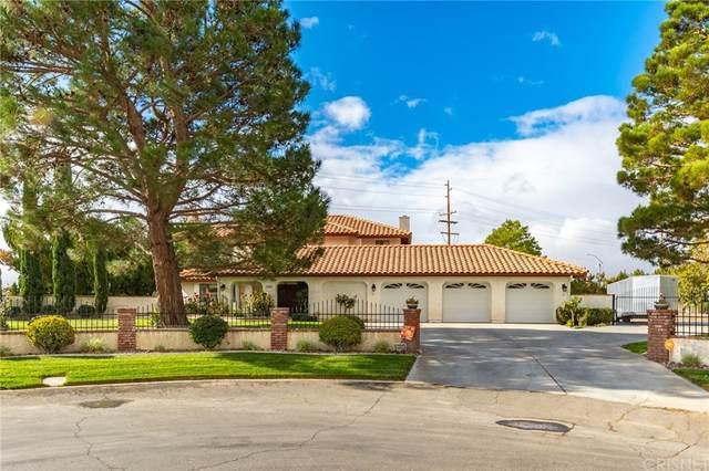 43603 Moccasin Place, Lancaster, CA 93536 (#SR21235899) :: Mint Real Estate