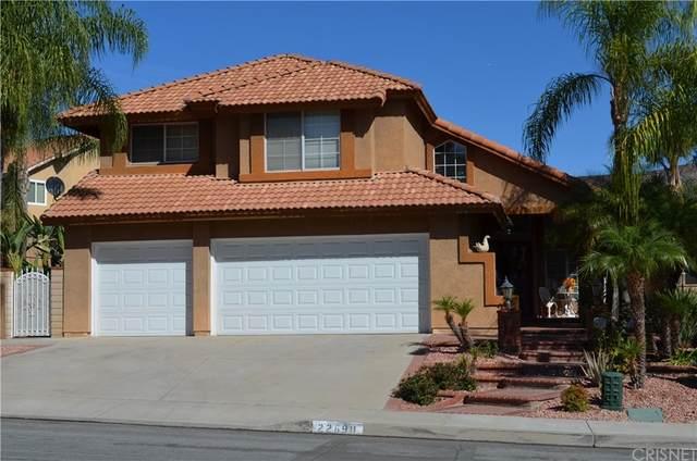 22690 Shadowridge Lane, Moreno Valley, CA 92557 (#SR21235851) :: Compass