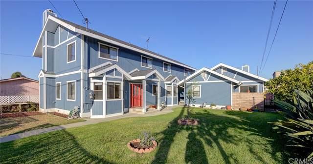24620 Moon Avenue, Lomita, CA 90717 (#PV21231365) :: Millman Team