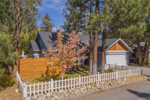 433 E Mountain View Boulevard, Big Bear, CA 92314 (#PW21235935) :: The Alvarado Brothers