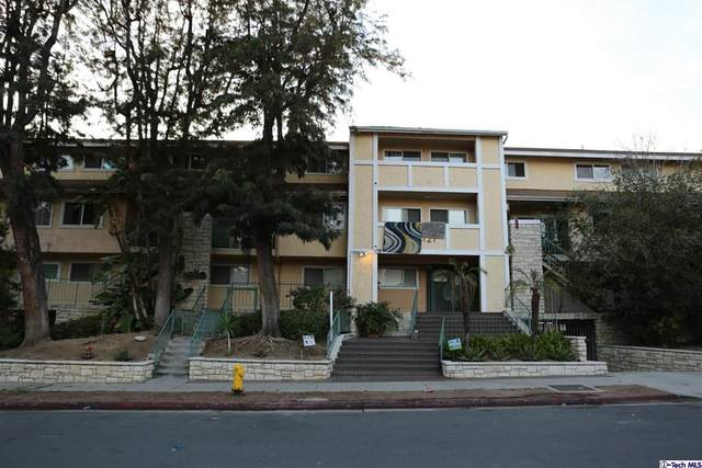 121 Sinclair Avenue #224, Glendale, CA 91206 (#320008186) :: Steele Canyon Realty