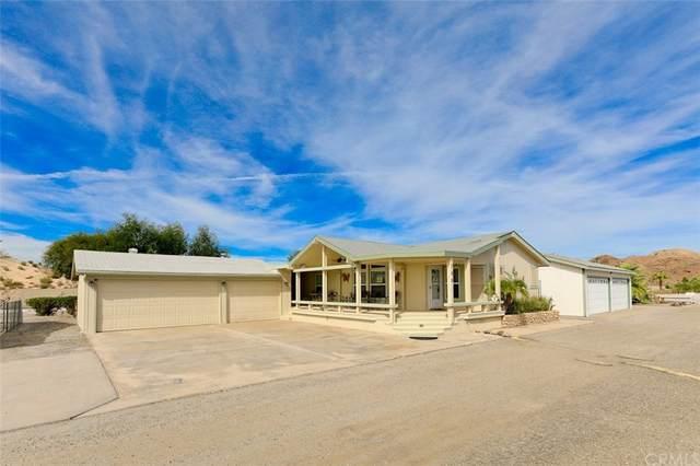50761 Parker Dam Rd #149, Big River, CA 92242 (#OC21236133) :: American Real Estate List & Sell