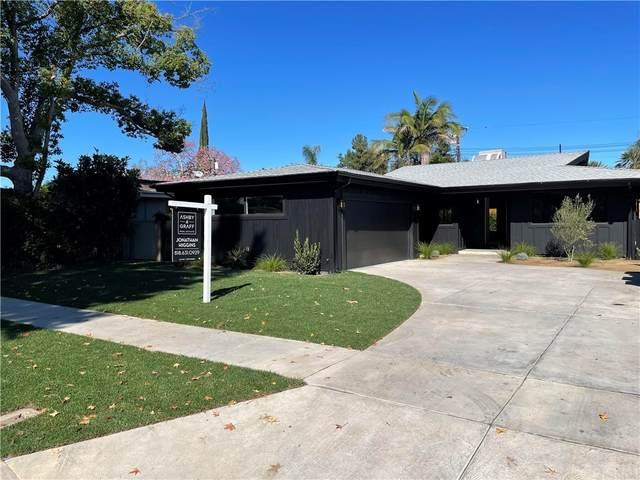 13151 Morrison Street, Sherman Oaks, CA 91423 (#SR21235268) :: Compass