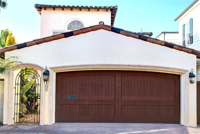 105 Via Yella, Newport Beach, CA 92663 (#NP21234958) :: American Real Estate List & Sell