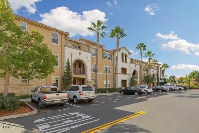 259 Riverdale Court #250, Camarillo, CA 93012 (#V1-9131) :: Team Tami