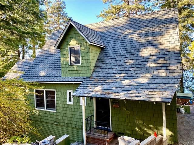 336 N John Muir Road, Lake Arrowhead, CA 92352 (#EV21236066) :: Compass