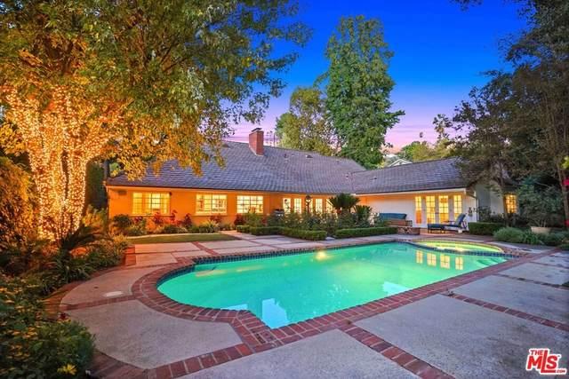 3541 Valley Meadow Road, Sherman Oaks, CA 91403 (#21798942) :: Compass