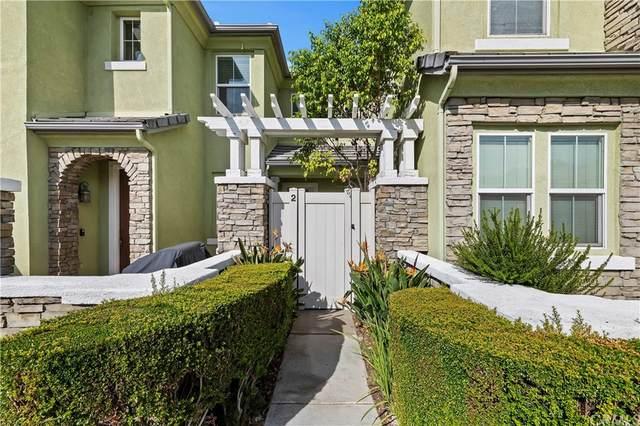 12187 N Mainstreet #2, Rancho Cucamonga, CA 91739 (#IG21236240) :: Randy Horowitz & Associates