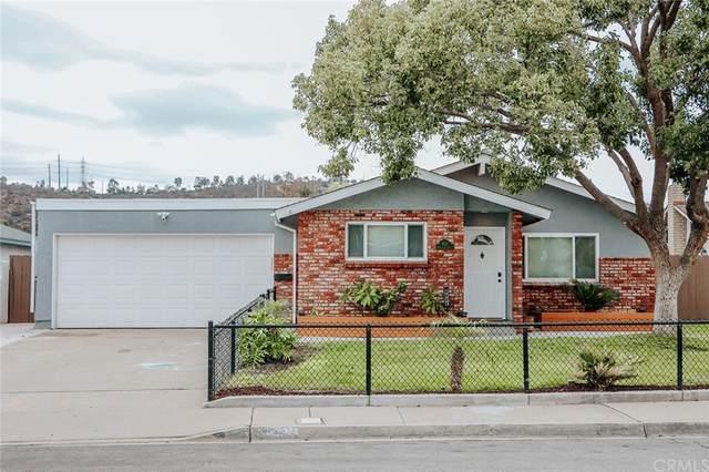 9921 Saddleback Drive, Lakeside, CA 92040 (#CV21235781) :: RE/MAX Empire Properties