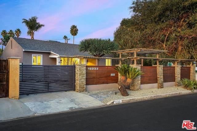 15233 Valleyheart Drive, Sherman Oaks, CA 91403 (#21799128) :: Compass