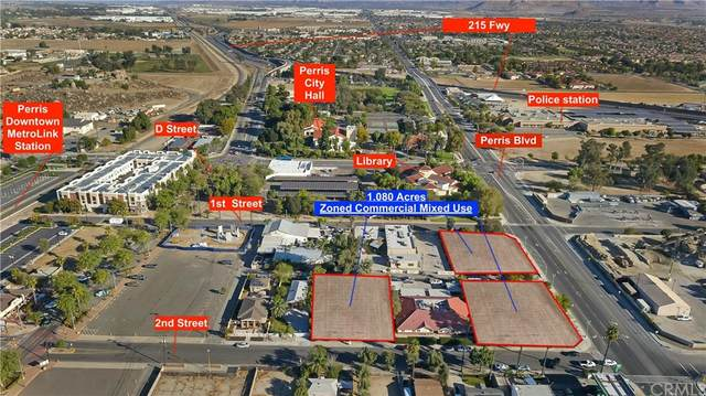 164 E 2nd Street, Perris, CA 92570 (#IG21236300) :: American Real Estate List & Sell