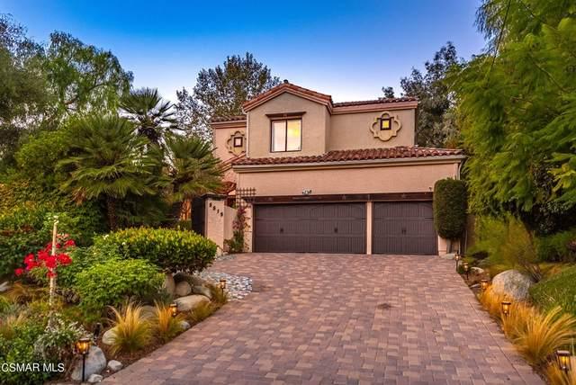 5515 Foothill Drive, Agoura Hills, CA 91301 (#221005734) :: Compass