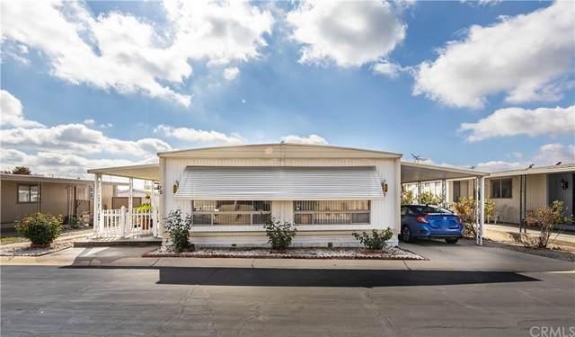 31816 Avenue E #78, Yucaipa, CA 92399 (#EV21234522) :: RE/MAX Empire Properties