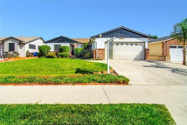 10200 Odessa Avenue, North Hills, CA 91343 (#SR21236367) :: RE/MAX Empire Properties