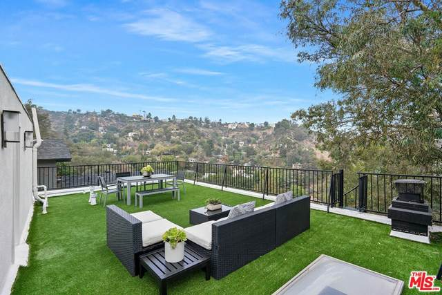 8353 Yucca Trail, Los Angeles (City), CA 90046 (#21798932) :: Mint Real Estate