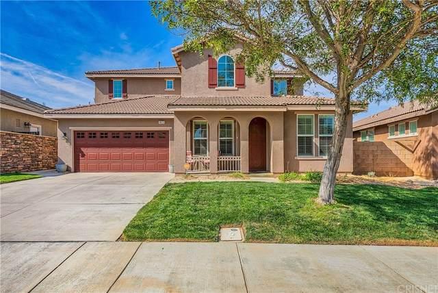 4075 Tournament Drive, Palmdale, CA 91355 (#SR21236343) :: RE/MAX Empire Properties