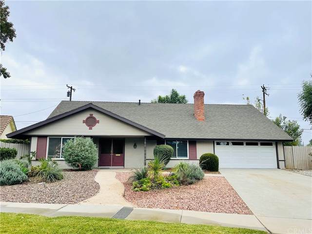 816 Navajo Drive, Riverside, CA 92507 (#IV21236182) :: Compass