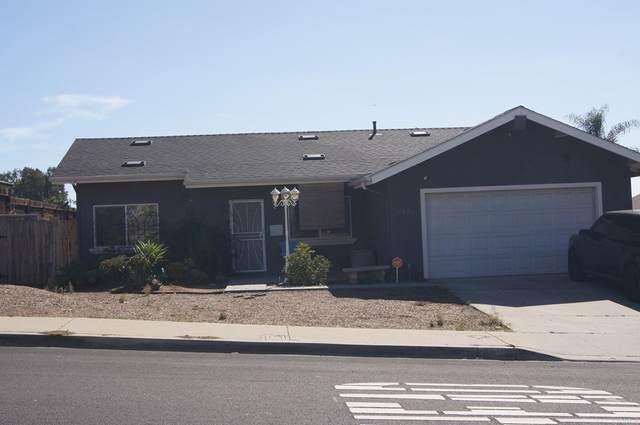 10631 Len Street, Santee, CA 92071 (#PTP2107482) :: Team Tami