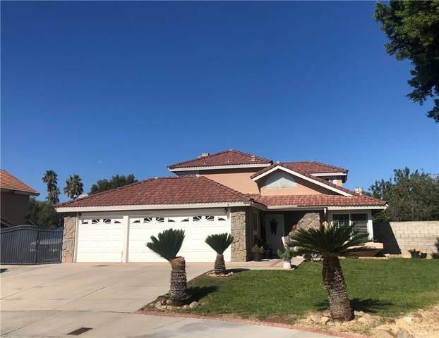 8415 Eastbrook Court, Riverside, CA 92504 (#IV21235398) :: Compass