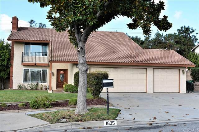 1625 Erin Avenue, Upland, CA 91784 (#CV21236212) :: Randy Horowitz & Associates