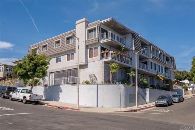 3027 S Peck Avenue #3, San Pedro, CA 90731 (#PV21234989) :: Compass