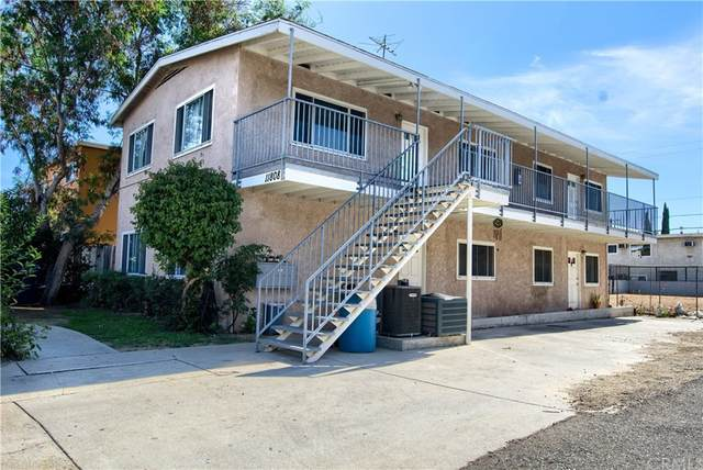 11812 Hart Street, Los Angeles (City), CA 91605 (#DW21236414) :: Rogers Realty Group/Berkshire Hathaway HomeServices California Properties