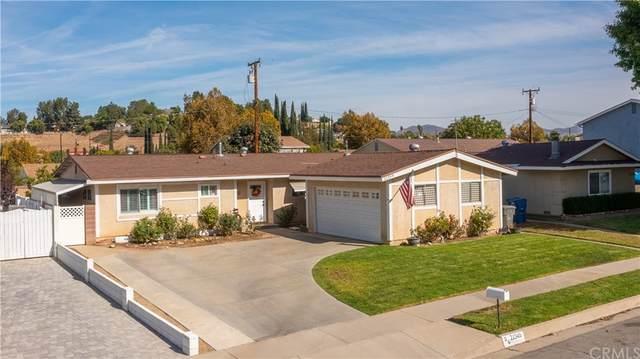 22349 Los Tigres Drive, Saugus, CA 91350 (#BB21236456) :: Rogers Realty Group/Berkshire Hathaway HomeServices California Properties