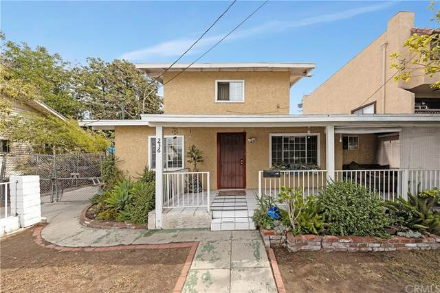 236 N Everett Street, Glendale, CA 91206 (#IG21236455) :: Zutila, Inc.