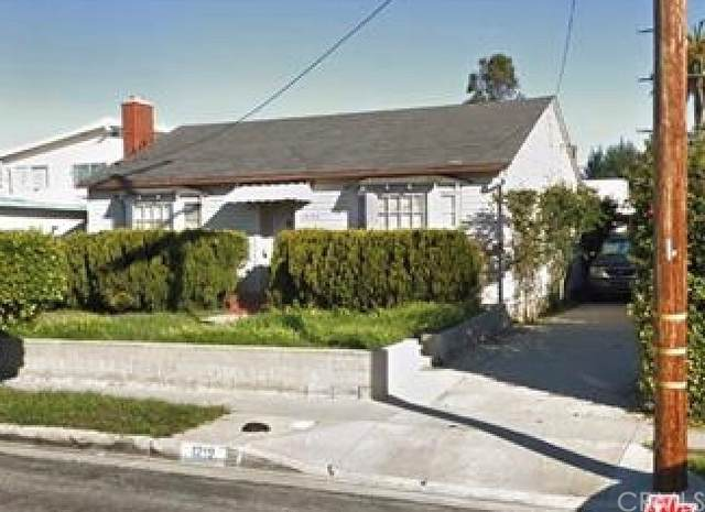 1219 W 121st Street, Los Angeles (City), CA 90044 (#EV21236492) :: Rogers Realty Group/Berkshire Hathaway HomeServices California Properties