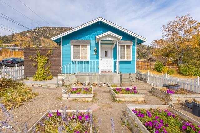 3745 Mt Pinos Way, Frazier Park, CA 93225 (#P1-7230) :: RE/MAX Empire Properties