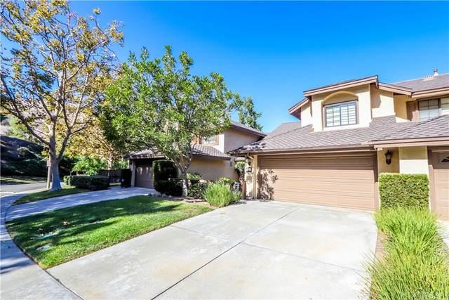 6233 E. Twin Park Circle, Anaheim Hills, CA 92807 (#PW21235069) :: Team Tami