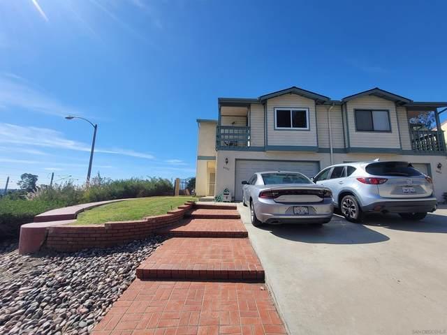 8002 High St, La Mesa, CA 91941 (#210029803) :: Team Tami