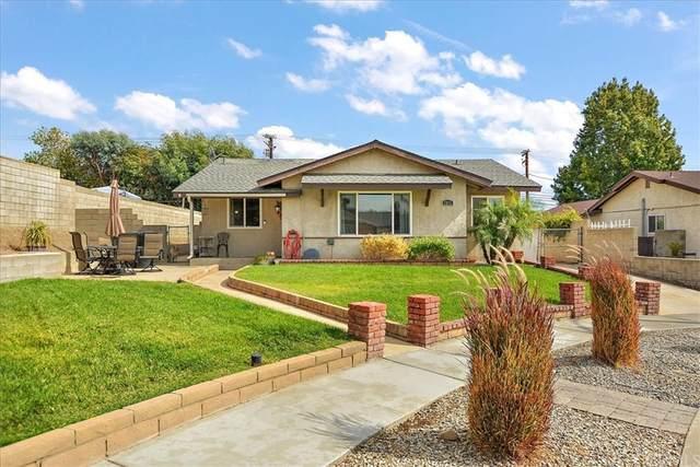 7871 Selma Avenue, Rancho Cucamonga, CA 91730 (#TR21233998) :: Randy Horowitz & Associates