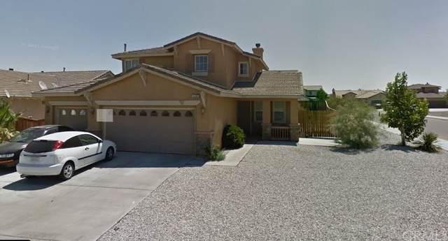 14599 Delicious Street, Adelanto, CA 92301 (#CV21236534) :: Team Tami
