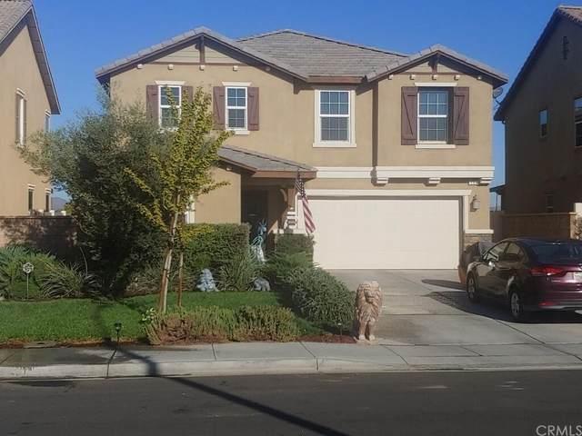 152 Yosemite Avenue, Perris, CA 92570 (#ND21236531) :: American Real Estate List & Sell